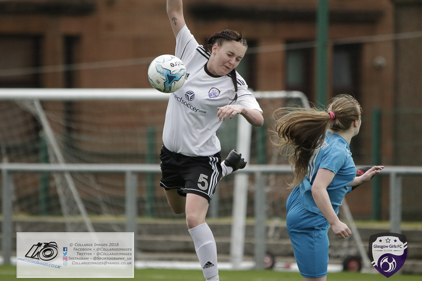 Glasgow Girls FC VS Central Girls Academy