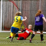 Action from the #SBSSWPL2 at Greenfields. Glasgow Girls FC played host to St Johnstone Womens FC.