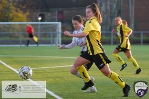 Glasgow Girls FC Vs Hutchison Vale Ladies FC, Glasgow Life Petershill, Glasgow,  Sunday 27th November 2019.