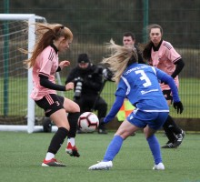 t Johnstone WFC v Glasgow WFC, SWPL League Cup Group A Game Day 3, 1 March 2020