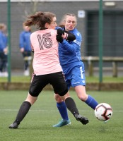 t Johnstone WFC v Glasgow WFC, SWPL League Cup Group A Game Day 3, 1 March 2020, Loch Leven Community Campus, Kinross, Scotland