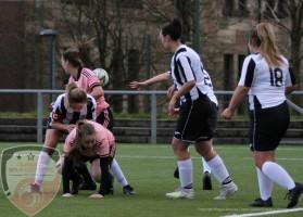 Glasgow WFC v St Mirren WFC, Friendly, 8 March 2020, Petershill Park, Glasgow, Scotland